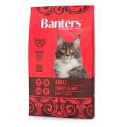 Banters корм для кошек индейка с рисом